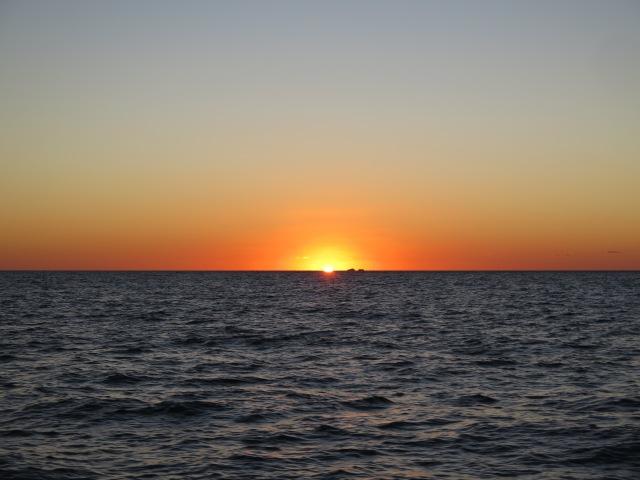 Sunrise Day 2